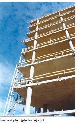 mihin betonia käytetään2