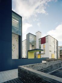 betoni julkisivumateriaalina