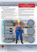 Tuoreen betonin turvallinen käyttö